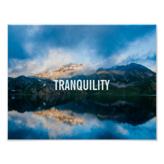 Tranquil Scenery Poster and Wall Art