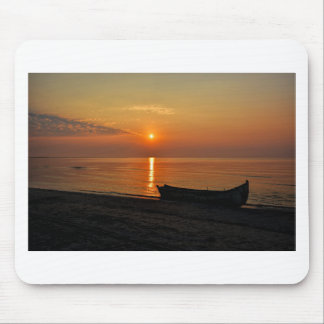 Tranquil Sunrise Mouse Pad