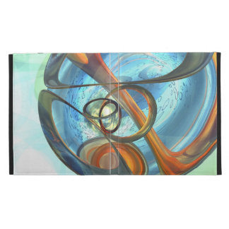 Tranquil Times Abstract iPad Cases