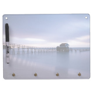 Tranquility Dry Erase Board With Key Ring Holder