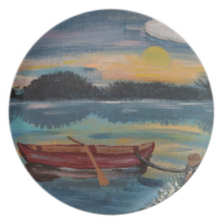 Tranquility Plate