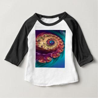 tranquilizing amble fractal baby T-Shirt