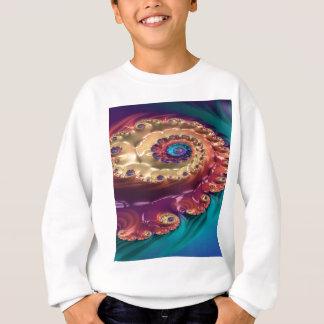 tranquilizing amble fractal sweatshirt