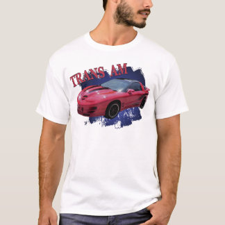 Trans Am Red & Ready T-Shirt