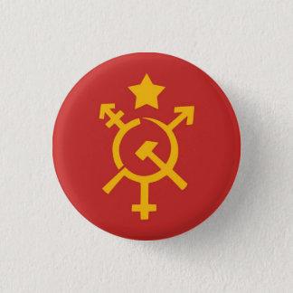 Trans communism Button