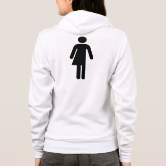 Trans gender fluid hoodie