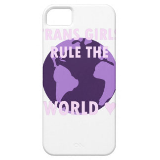 Trans Girls Rule The World (v1) Barely There iPhone 5 Case