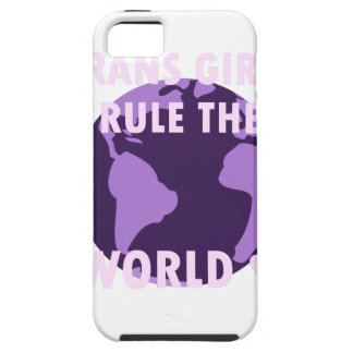 Trans Girls Rule The World (v1) iPhone 5 Cover