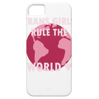 Trans Girls Rule The World (v2) Barely There iPhone 5 Case