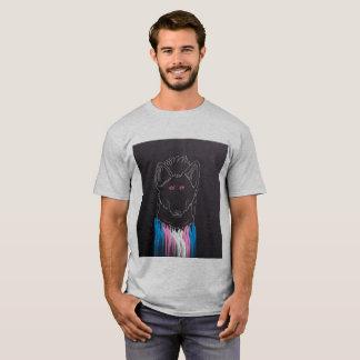 Trans masculine hyena shirt