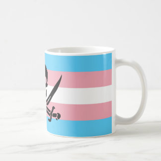Trans Pirate Pride Mug