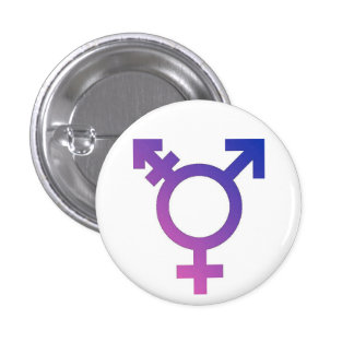 Trans* Pride button