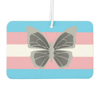 Trans Pride Car Air Freshener