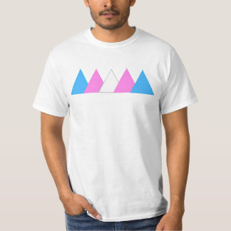 Trans Pride Triangle Tee