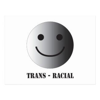 trans race postcard