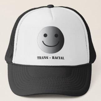 Trans-racial Trucker Hat