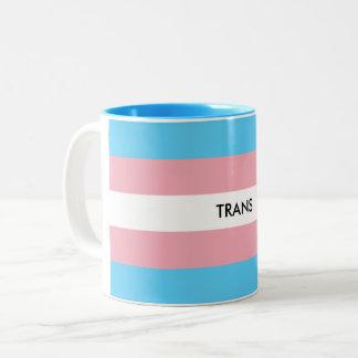 Trans Two-Tone Coffee Mug