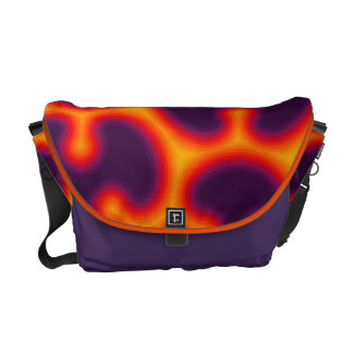 Transcend-dance - Messenger Bag by Vibrata