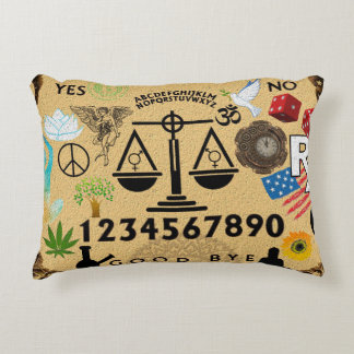 Transcend Meditation / Decorative Cushion
