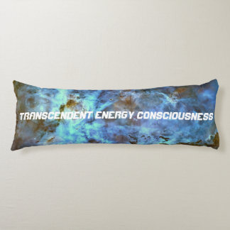 TRANSCENDENT ENERGY CONSCIOUSNESS/JOYFUL PARTICIPA BODY CUSHION