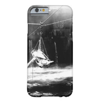 Transfer of wounded from USS BUNKER_War Image Barely There iPhone 6 Case