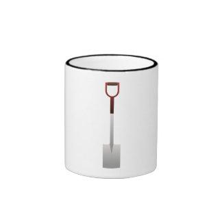 Transfer Shovel Coffee Mug