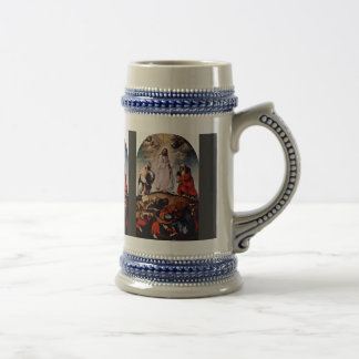 Transfiguration By Lotto Lorenzo (Best Quality) Beer Stein