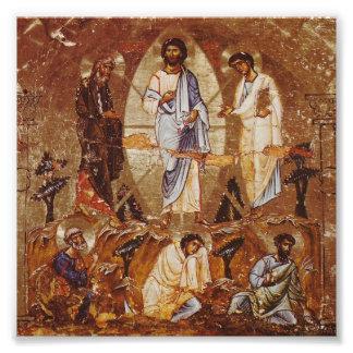 Transfiguration of Christ Photo Art
