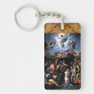 TRANSFIGURATION OF JESUS KEY RING