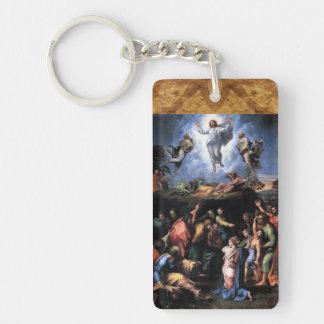 TRANSFIGURATION OF JESUS KEY RING