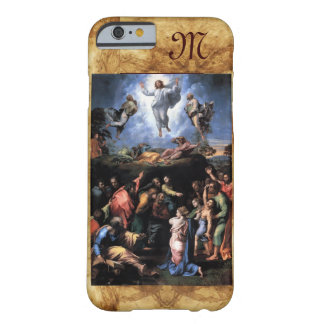 TRANSFIGURATION OF JESUS monogram Barely There iPhone 6 Case