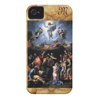 TRANSFIGURATION OF JESUS monogram Case-Mate iPhone 4 Case