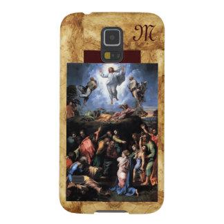 TRANSFIGURATION OF JESUS monogram Galaxy S5 Cases