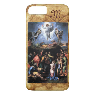 TRANSFIGURATION OF JESUS monogram iPhone 7 Plus Case