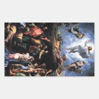 TRANSFIGURATION OF JESUS STICKER