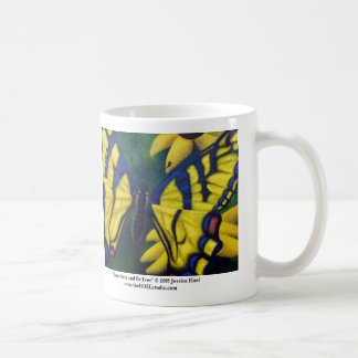 Transform and Be Free Mug (Right Handed)