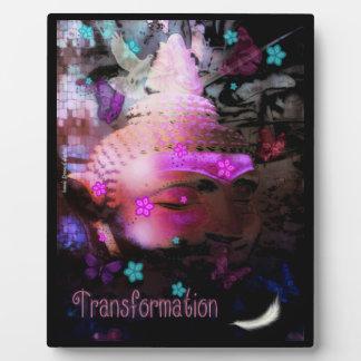 Transformation Buddha Picture Plaque