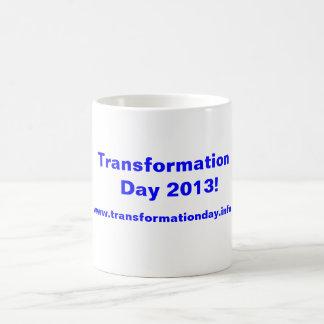 Transformation Day 2013! Mug