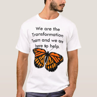 Transformation Team Shirt