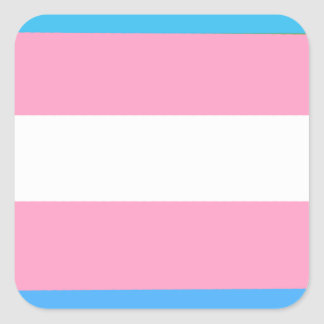 Transgender MTF FTM Awareness Pride Sticker