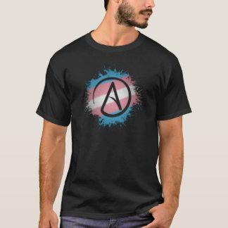 Transgender Pride Atheist T-Shirt