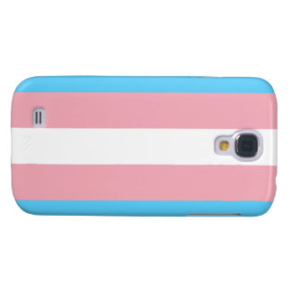 Transgender Pride Flag Galaxy S4 Covers