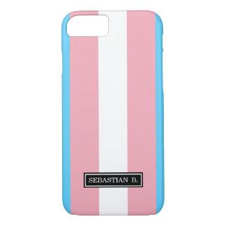 Transgender Pride Flag iPhone 7 Case