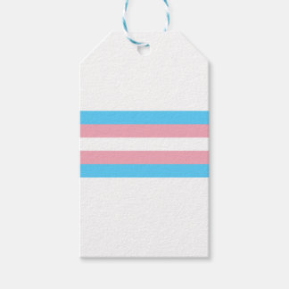 Transgender Pride Flag - LGBT Trans Rainbow Gift Tags
