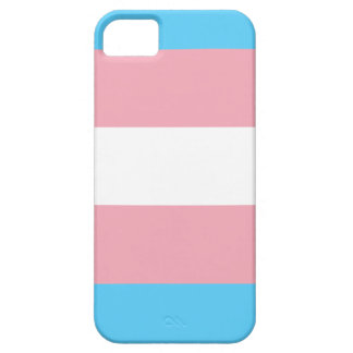 Transgender Pride Flag - LGBT Trans Rainbow iPhone 5 Cases