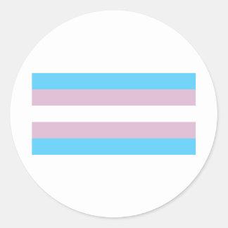 Transgender Pride Stickers