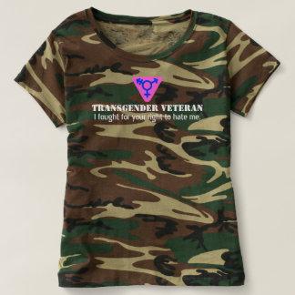 Transgender Veteran T-Shirt