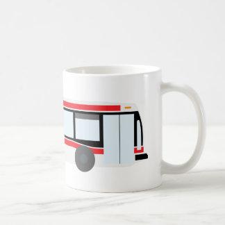 Transit Mugs: Toronto Bus Coffee Mug