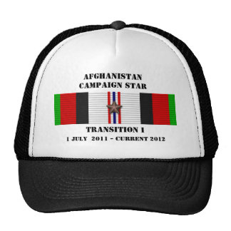 Transition I / CAMPAIGN STAR Cap