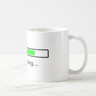 Translating cup
